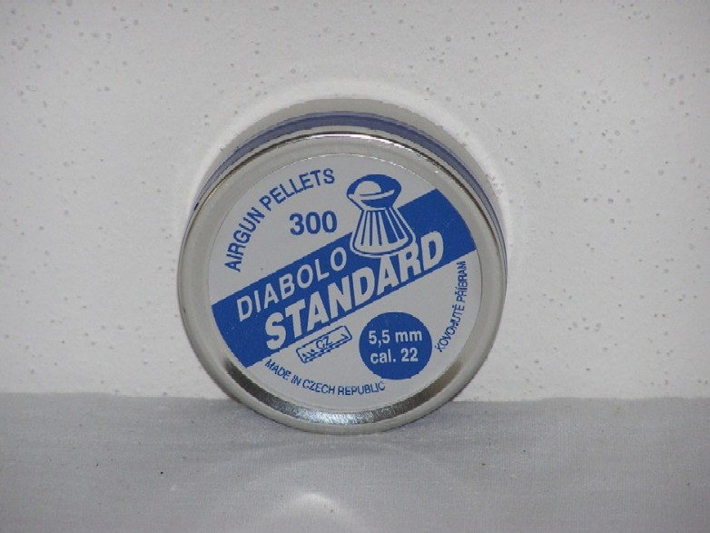 Diabolky Standard 5,5 mm 300 ks -