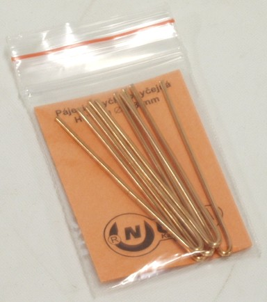 Hrot CU HR 1/Pe 1,3 mm - 5 ks -